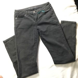 Michael kors black skinny pants 4